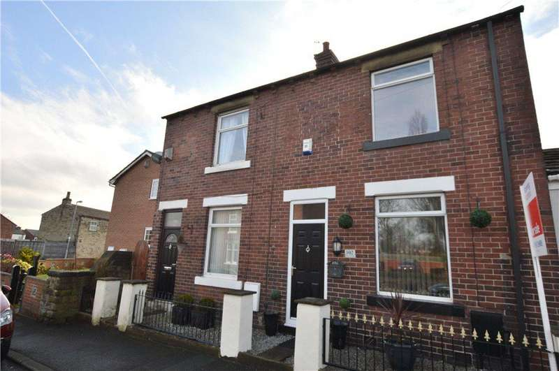 2 Bedrooms Terraced House for sale in Manor Road, Ossett, West Yorkshire