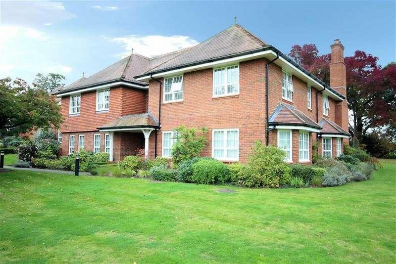 2 Bedrooms Flat for sale in Holbrook Gardens, Aldenham