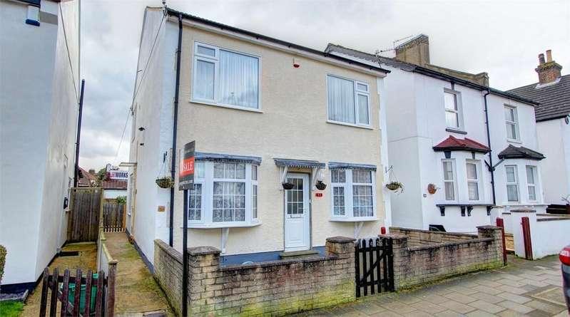 2 Bedrooms Maisonette Flat for sale in Johnson Road, Bromley, Kent