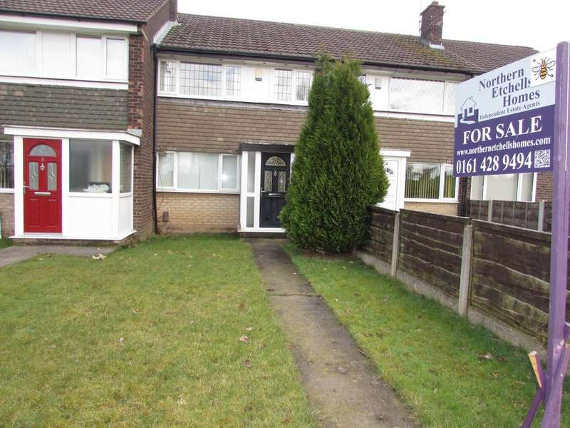 3 Bedrooms Terraced House for sale in Tramore Walk, Peel Estate, Manchester, M22