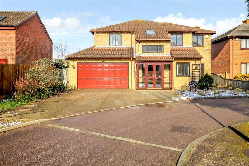 5 Bedrooms Detached House for sale in Rampton End, Willingham, Cambridge, Cambridgeshire, CB24
