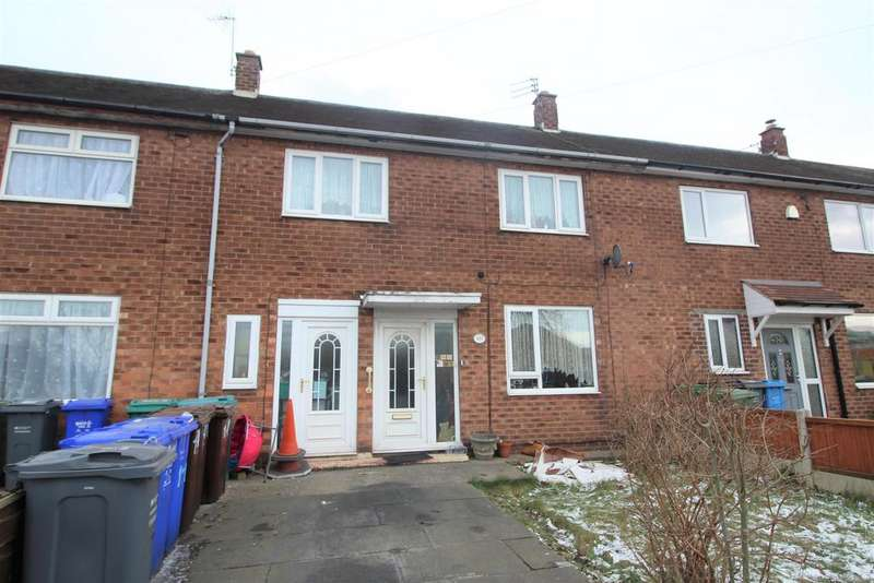 3 Bedrooms Terraced House for sale in Longley Lane, Manchester, Northenden, M22 4HX