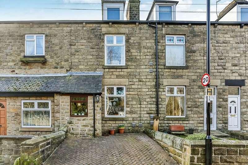 3 Bedrooms Terraced House for sale in Warren Lane, Chapeltown, Sheffield, S35