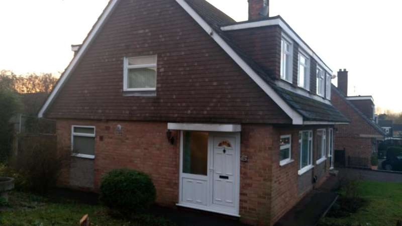 3 Bedrooms Semi Detached House for rent in Portreath Drive, Allestree
