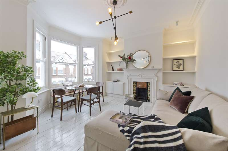 1 Bedroom Flat for sale in Nascot Street, Shepherd's Bush