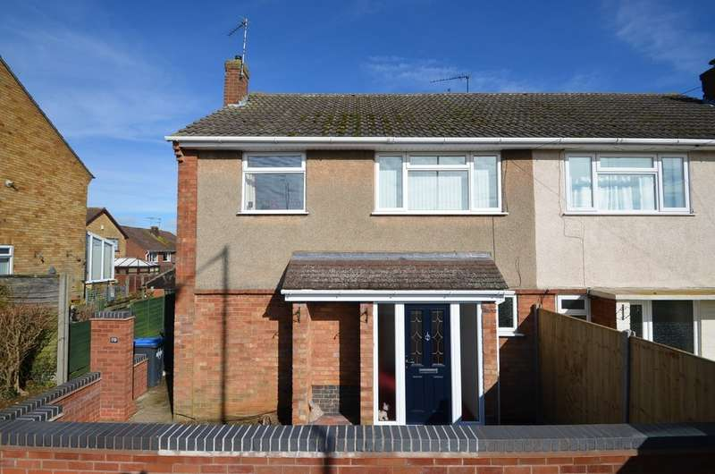 3 Bedrooms Semi Detached House for sale in The Kent, Hillmorton, Rugby