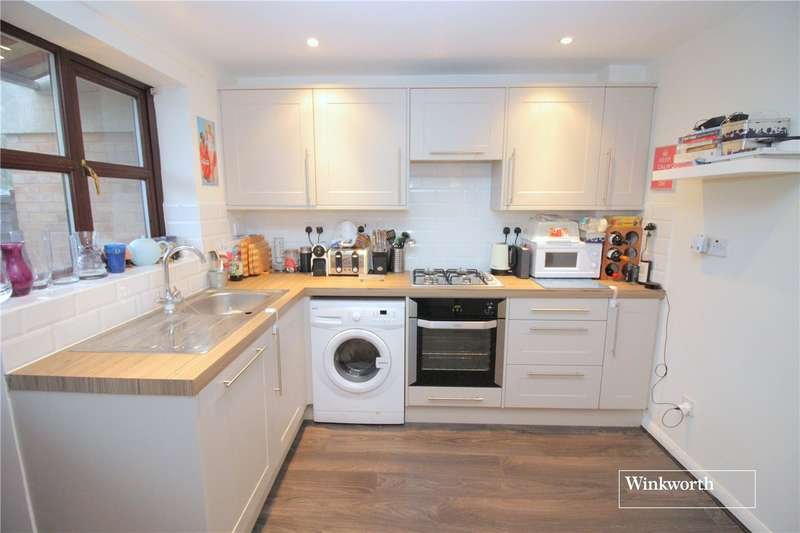 2 Bedrooms House for sale in Kelly Court, Borehamwood, Hertfordshire, WD6