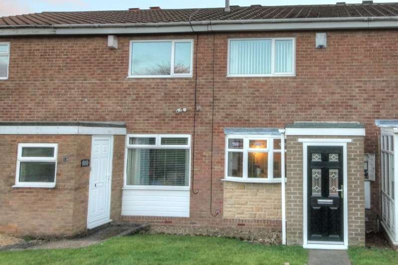 2 Bedrooms Property for sale in Burnham Avenue, West Denton Park, Newcastle Upon Tyne, NE15