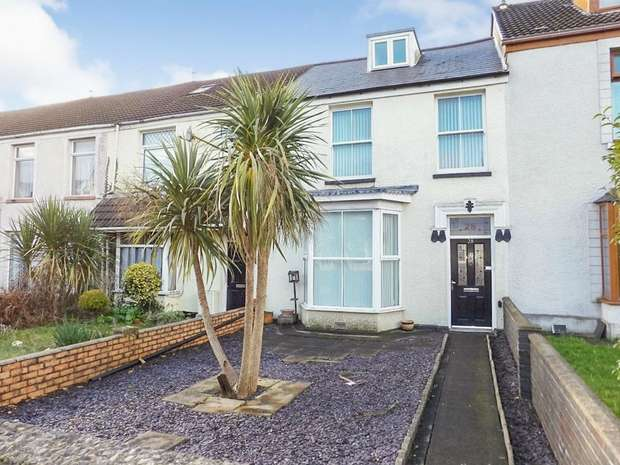 3 Bedrooms Terraced House for sale in London Road, Neath, West Glamorgan