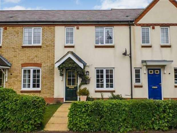 2 Bedrooms Terraced House for sale in Jeavons Lane, Great Cambourne, Cambridge