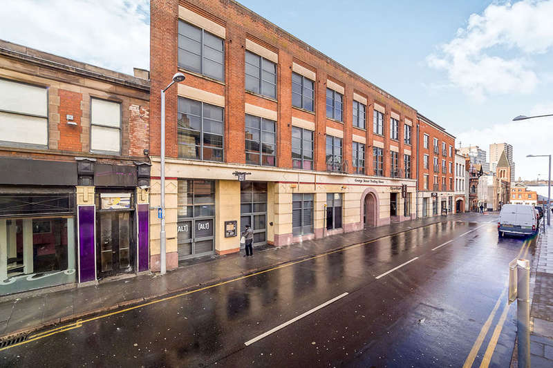 2 Bedrooms Flat for sale in George Street, Nottingham, NG1