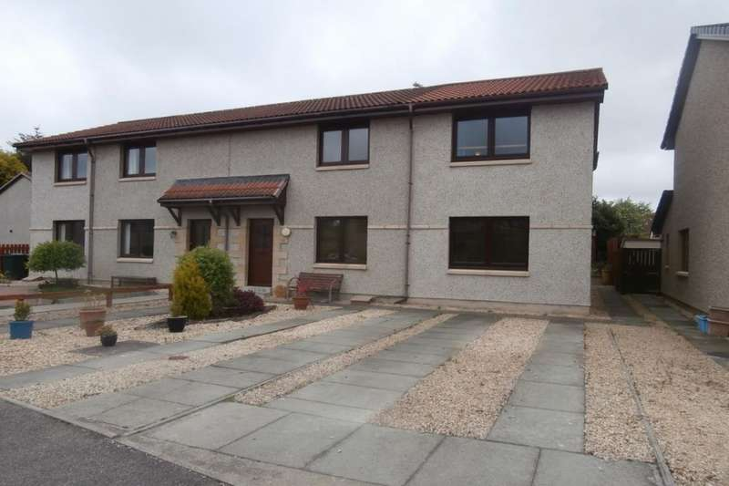 4 Bedrooms Semi Detached House for sale in Spey Avenue, Fochabers, IV32