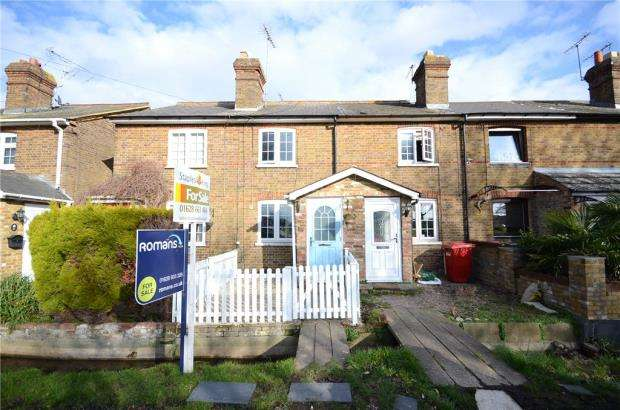2 Bedrooms Terraced House for sale in Millstream Lane, Slough