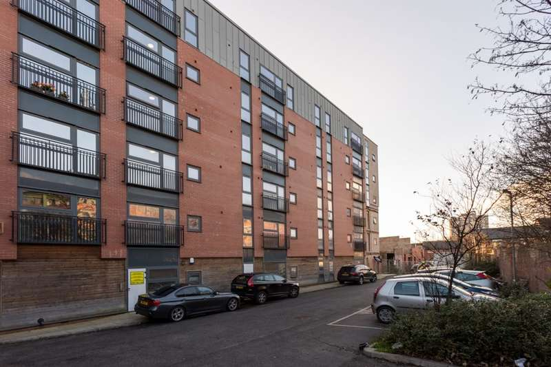 2 Bedrooms Flat for sale in The Wishing Well Apartments, Litherland Road, Carriage Grove, Bootle, L20