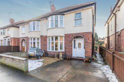 3 Bedrooms Semi Detached House for sale in Athelstan Road, Battenhall, Worcester, Worcestershire