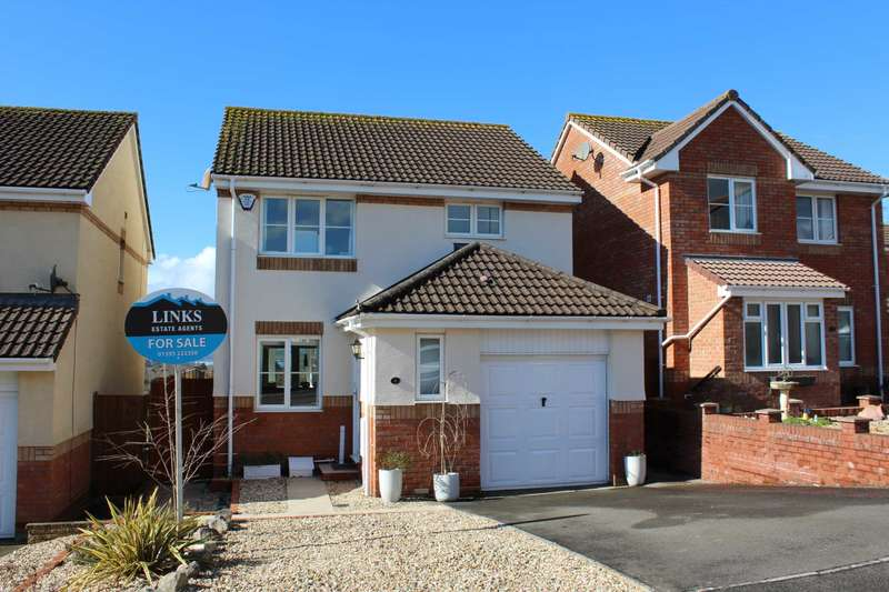 3 Bedrooms Detached House for sale in Humphries Park, Exmouth