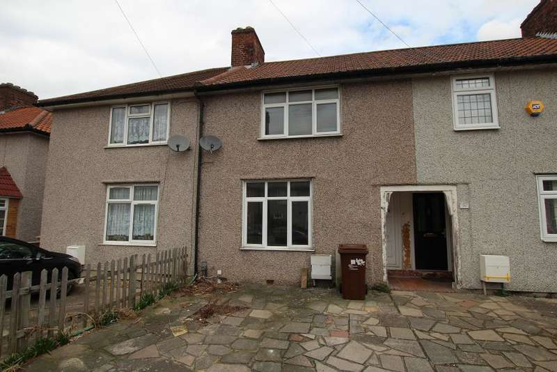2 Bedrooms Terraced House for sale in Robinson Road, Dagenham, Essex, RM10 7SS