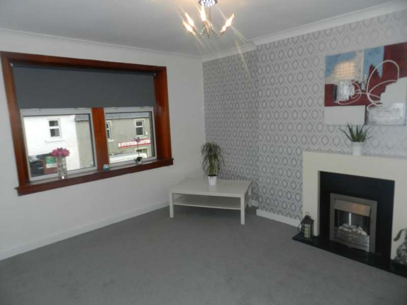 2 Bedrooms Flat for sale in Avenue Street Stewarton