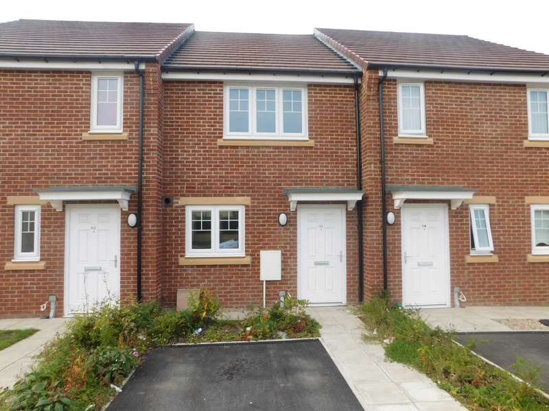 2 Bedrooms Terraced House for rent in Turnbull Street, Hartlepool