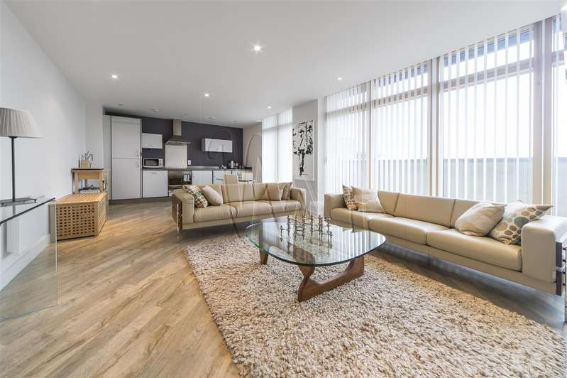 2 Bedrooms Apartment Flat for sale in Canal Wharf, Birmingham