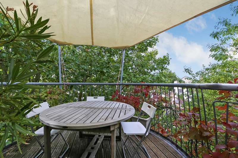 3 Bedrooms Penthouse Flat for sale in Rope Street, London SE16
