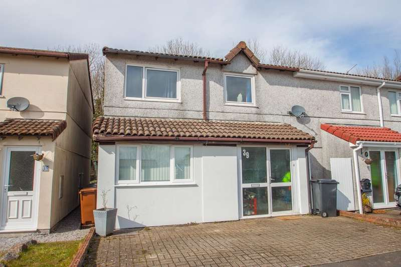 4 Bedrooms Semi Detached House for sale in Woolwell, Plymouth