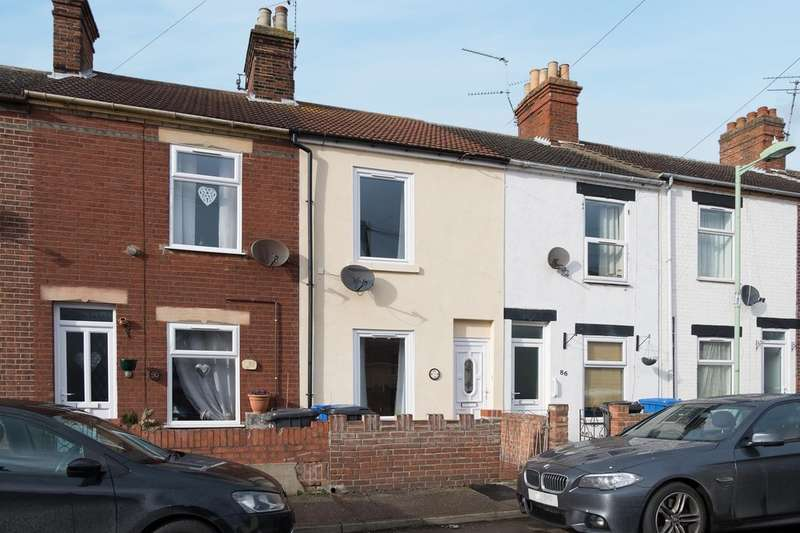 2 Bedrooms Terraced House for rent in Crown Street West, Lowestoft