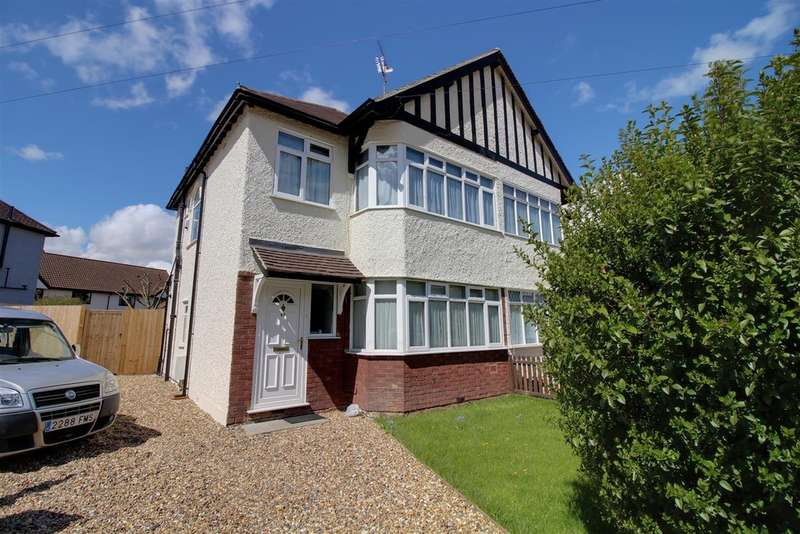 3 Bedrooms Semi Detached House for rent in Star Street, Ware