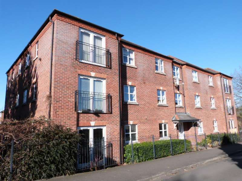 2 Bedrooms Apartment Flat for sale in Ingles Drive, St Johns WR2