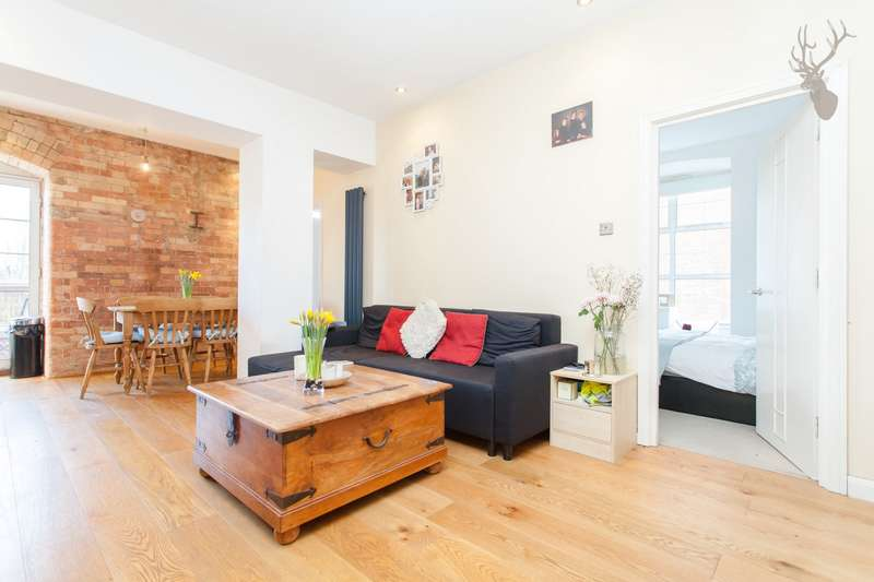 2 Bedrooms Flat for sale in Foundry House, Morris Road, Limehouse, E14