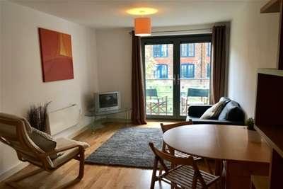 2 Bedrooms Flat for rent in Waterloo Apartments, Waterloo Street, Leeds City Centre