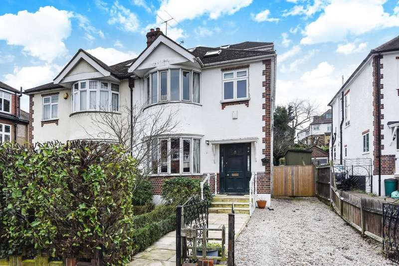 4 Bedrooms Semi Detached House for sale in Girdwood Road, Southfields