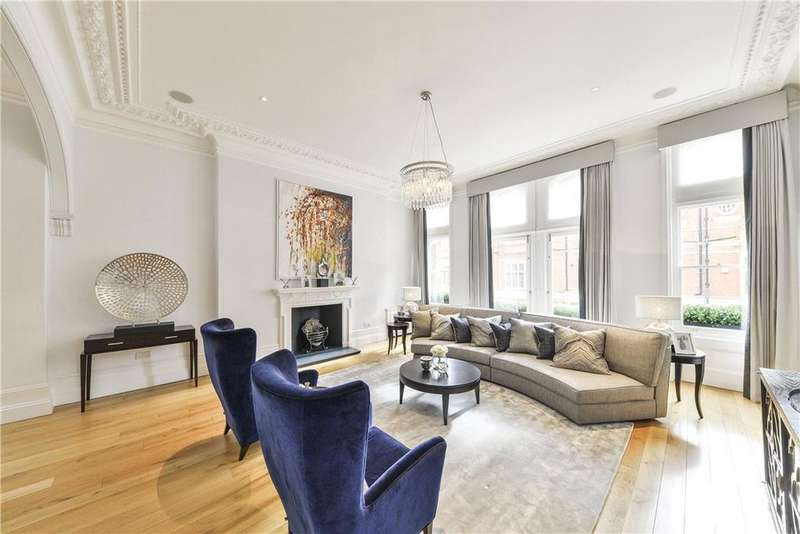 7 Bedrooms House for sale in Cadogan Gardens, Chelsea, London, SW3