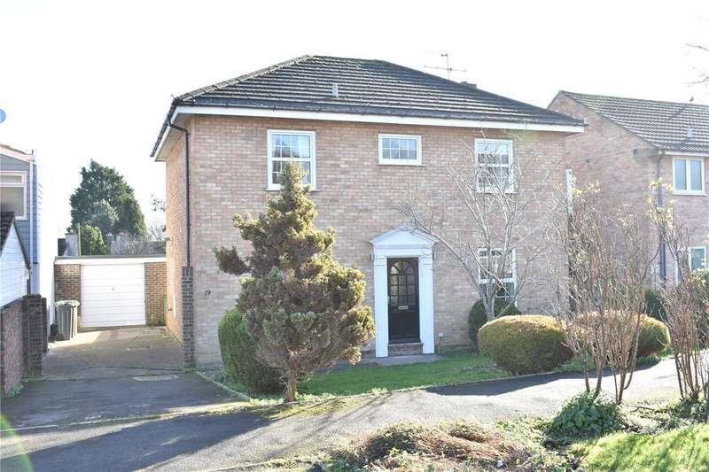 4 Bedrooms Detached House for rent in Hawthorn Rise, Stroud, Gloucestershire, GL5