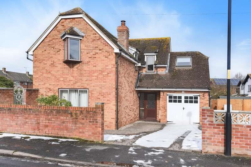 4 Bedrooms Detached House for rent in South City, South City, HR2
