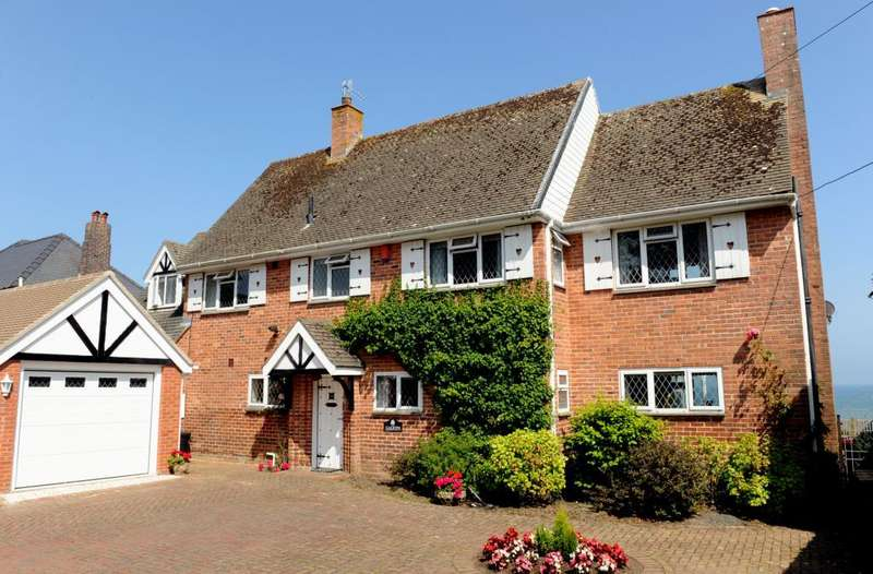 4 Bedrooms Detached House for sale in Galiots, Frances Road, Saundersfoot, Pembrokeshire