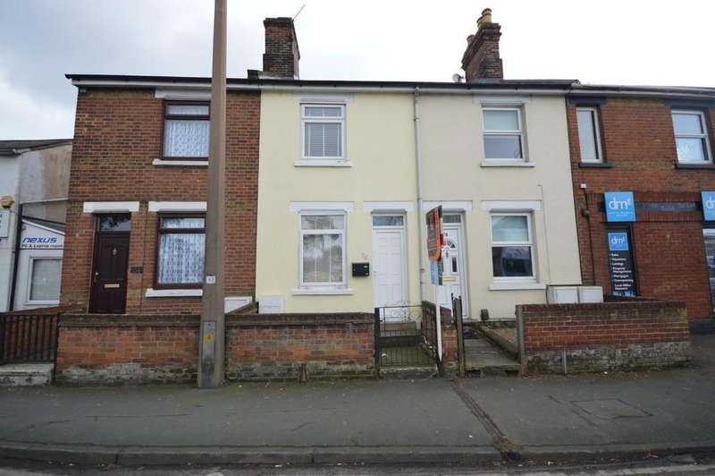 3 Bedrooms Terraced House for sale in London Road, Lexden