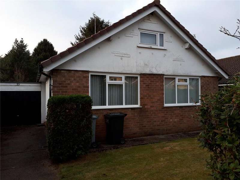 2 Bedrooms Detached Bungalow for sale in Goostrey, Crewe, Cheshire
