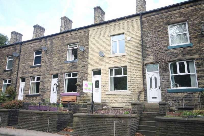 4 Bedrooms Terraced House for sale in Burnley Road, Todmorden