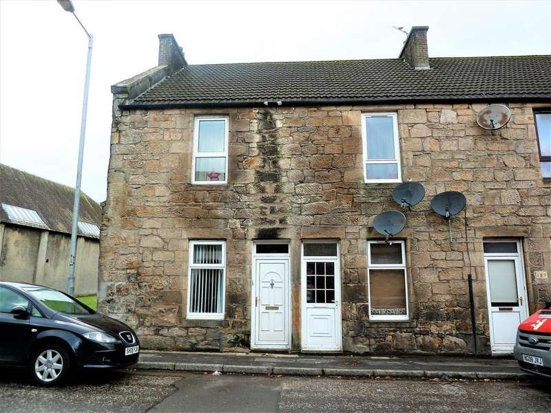 1 Bedroom Apartment Flat for sale in Stirling Street, Dunipace