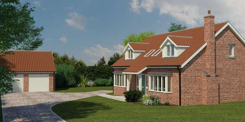 4 Bedrooms Detached House for sale in Beech Cottage, Middlecave Close, Malton, YO17 7BD