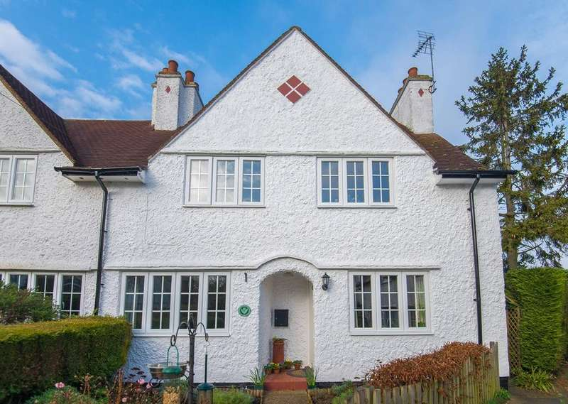 3 Bedrooms Cottage House for sale in Lytton Avenue, Letchworth Garden City, SG6