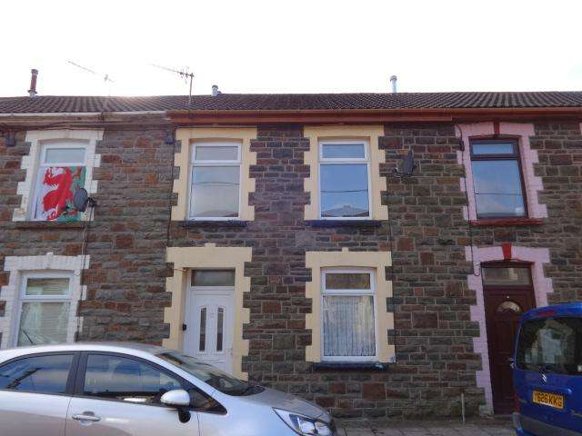 3 Bedrooms Terraced House for rent in Oxford Street, Maerdy, Ferndale