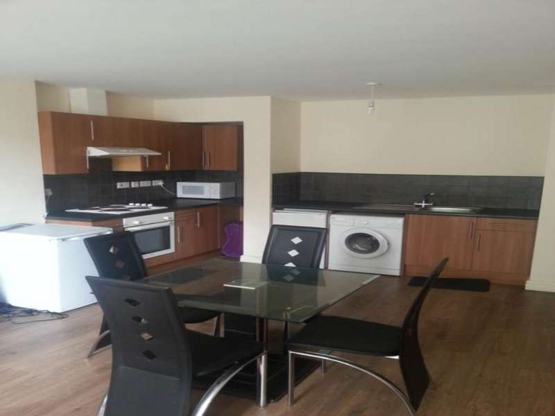 2 Bedrooms Flat for rent in Claremont, Bradford,