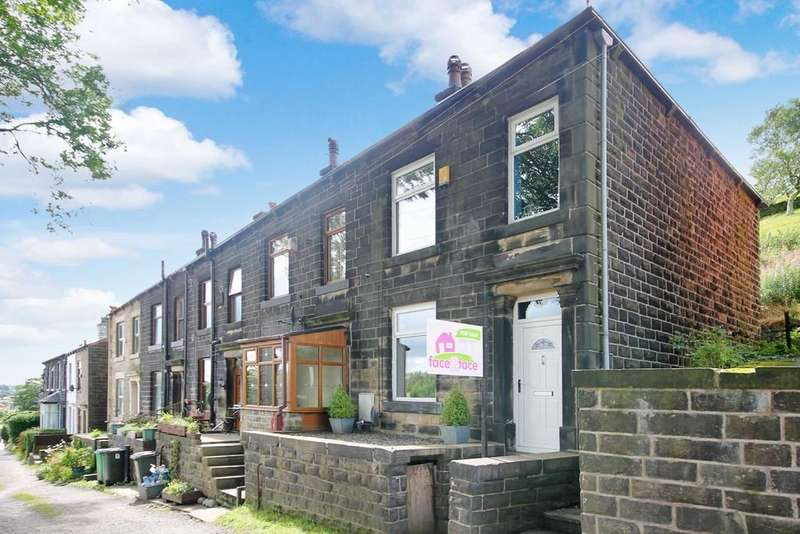 3 Bedrooms Terraced House for sale in Fair View, Littleborough