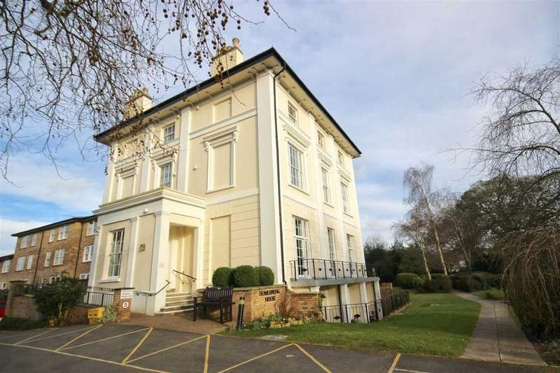 2 Bedrooms Retirement Property for sale in Pittville Circus Road, Cheltenham, GL52