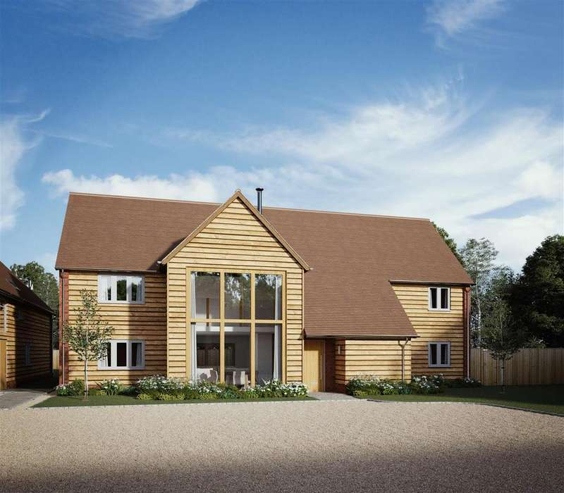 4 Bedrooms Detached House for sale in Stanton St John