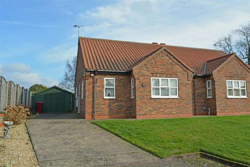 2 Bedrooms Semi Detached House for sale in High Street, Messingham, Scunthorpe