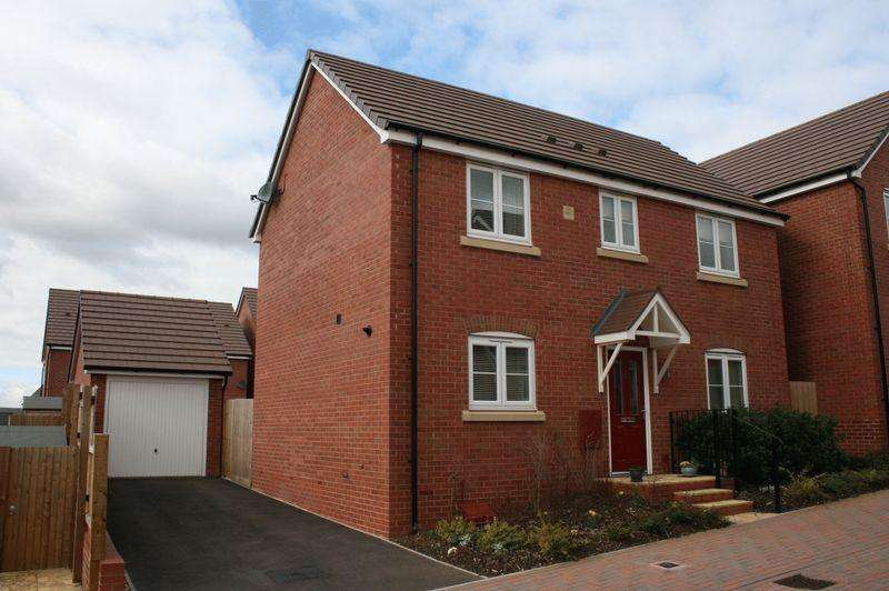 3 Bedrooms Detached House for rent in Chase Wood View, Ross-on-Wye