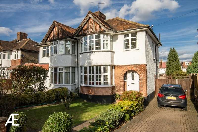3 Bedrooms Semi Detached House for sale in Green Lane, Chislehurst, Kent